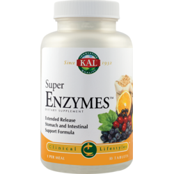Super Enzymes 30Cpr KAL
