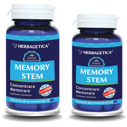 Memory Stem 60Cps+30Cps Promo HERBAGETICA