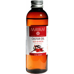 Ulei De Ricin Virgin Eco/Bio 100ml MAYAM