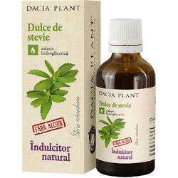 Dulce De Stevie Indulcitor Natural 50ml DACIA PLANT