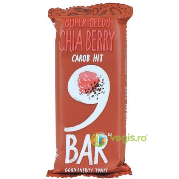 Baton Chia Berry Carob Hit 50g 9BAR