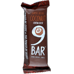 Baton Coconut Cocoa Kick 40g 9BAR