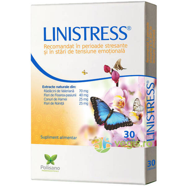 Linistress 30Cps POLIPHARMA