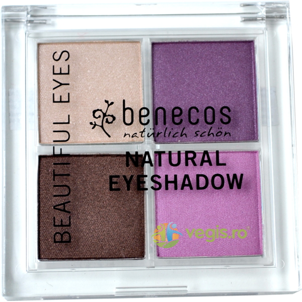 Fard De Pleoape QUATTRO Beautiful Eyes 001 BENECOS