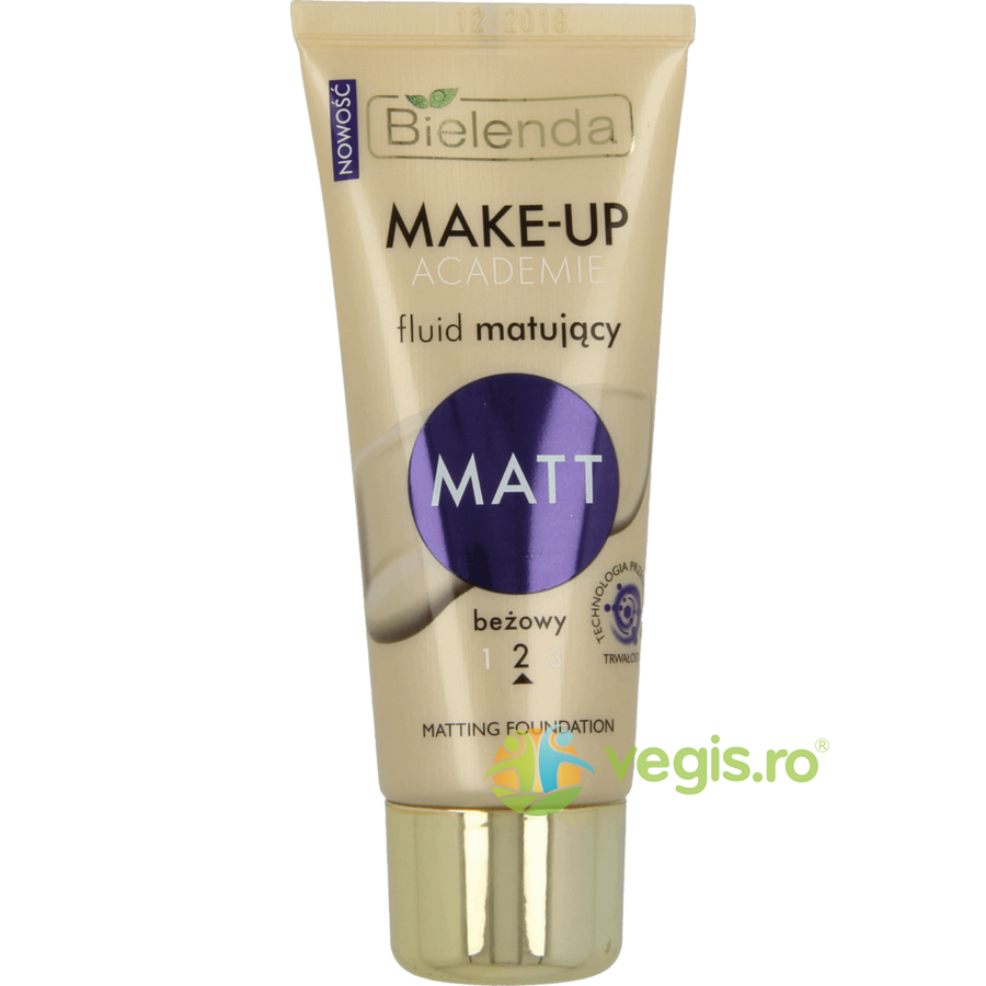 Fond de Ten Matifiant Beige 30g