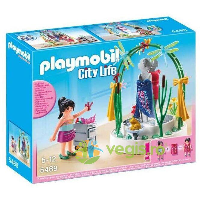 playmobil. dressing 5-12 ani