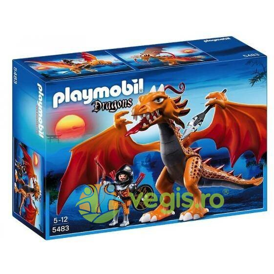 playmobil. dragon 5-12 ani
