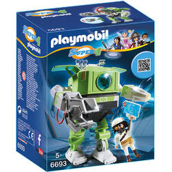 Playmobil - Super 4 - Robot 4-10 ani
