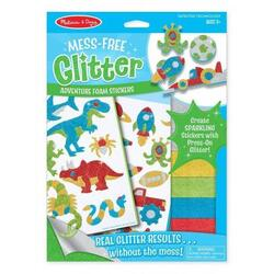 Set de creatie cu sclipici Aventuri 5 ani+ Melissa and Doug