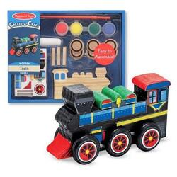 Decorati-va Locomotiva 4 ani+ Melissa and Doug