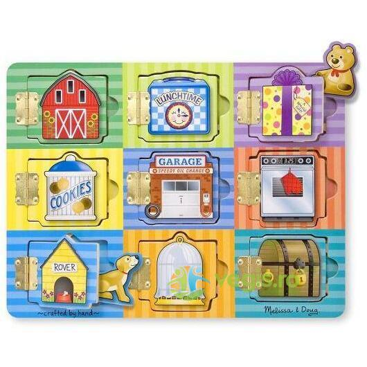 Joc magnetic ascunde si gaseste 3 ani+ Melissa and Doug