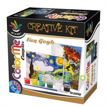 Color me Canvas - Van Gogh D TOYS