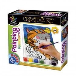 Painting by numbers - Creative kit - Leut D TOYS