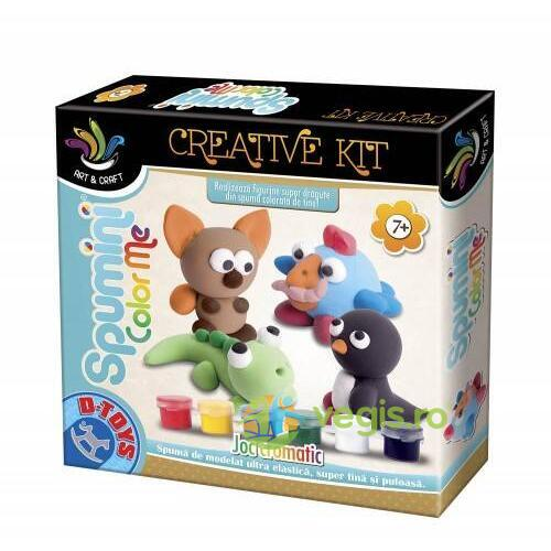 Spumini Color me D TOYS