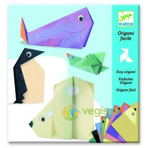 Animale polare - Origami - Djeco