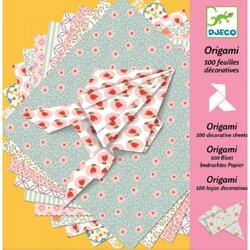 Hartie origami - Coli decorative - Djeco
