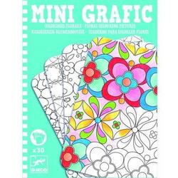 Floral - Mini grafic - Djeco