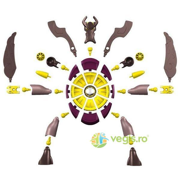 Geomag Proteon Vulkram - 103 Piese 5 ani+