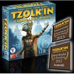 Tzolk'in: Calendarul Maias 13 ani+ LEX GAMES