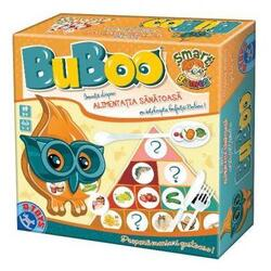 Joc Bufnita Buboo - Invata despre alimentatia sanatoasa D TOYS