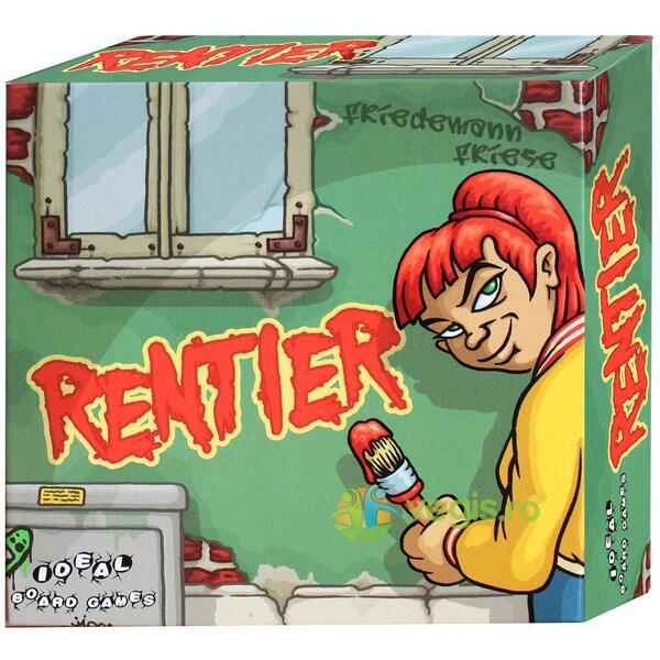 Rentier IDEAL BOARD GAMES