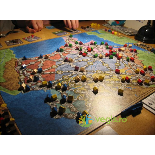 Reteaua Energetica - Ext. Franta Italia IDEAL BOARD GAMES