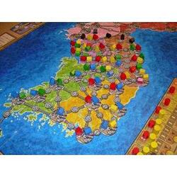 Reteaua Energetica - Ext. China Coreea IDEAL BOARD GAMES