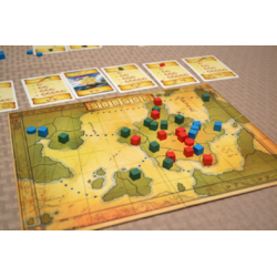 Un imperiu in opt minute IDEAL BOARD GAMES