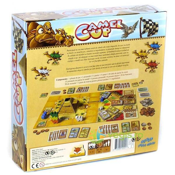 Camel up IDEAL BOARD GAMES