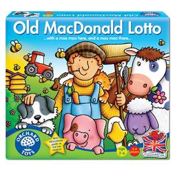 Joc educativ Loto Old Macdonald ORCHARD TOYS