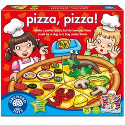 Joc educativ Pizza, Pizza! ORCHARD TOYS