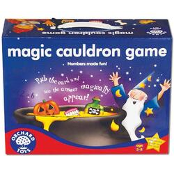 Joc educativ Cazanul magic - Magic Cauldron