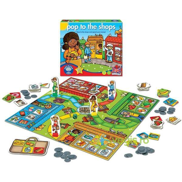 Joc educativ La cumparaturi - Pop to the Shops ORCHARD TOYS