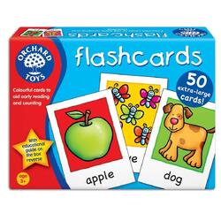 Joc educativ engleza Cartonase - Flash Cards ORCHARD TOYS