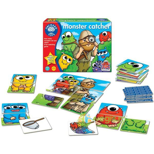 Joc educativ Vanatorul de monstruleti - Monster Catcher ORCHARD TOYS