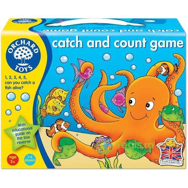 Joc educativ Prinde si numara - Catch and Count ORCHARD TOYS