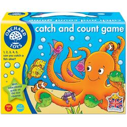 Joc educativ Prinde si numara - Catch and Count