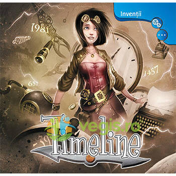 Timeline - Inventii GAMES UNPLUGGED