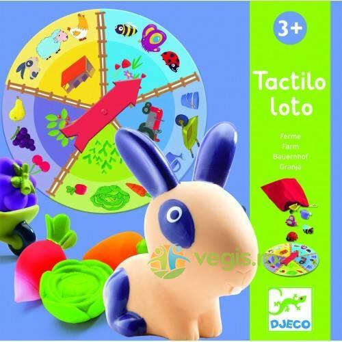 Tactilo Lotto Ferma Djeco