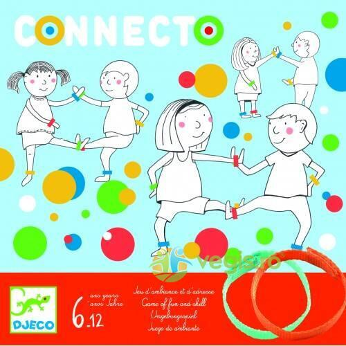 Connecto - joc de societate Djeco