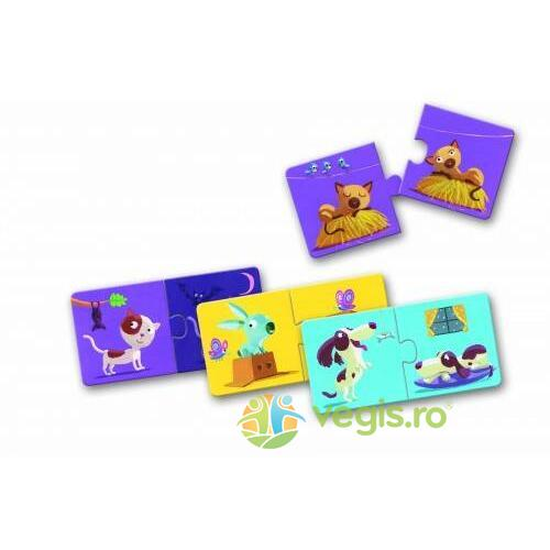 Puzzle Duo Djeco Opuse