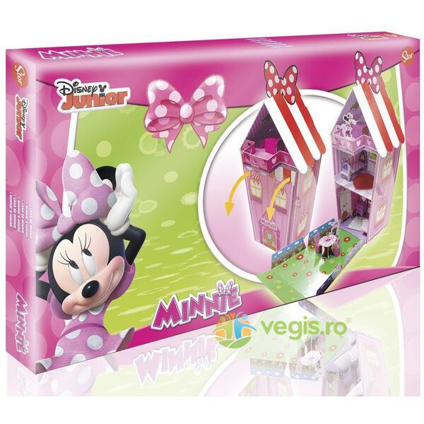 Set de construit Minnie - Disney Junior - Carton MEDIADOCS