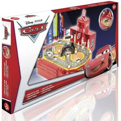 Set de construit Cars - Disney Junior - Carton MEDIADOCS