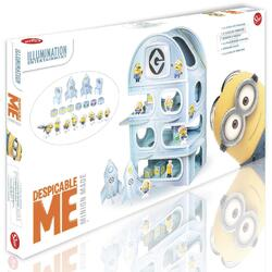 Set de construit Minioni - Despicable Me - Carton MEDIADOCS
