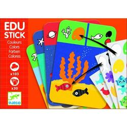 Edu-Stick Djeco stickere educative culori