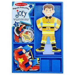 Set magnetic - Sa-l imbracam pe Joey Melissa And Doug