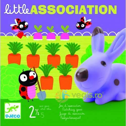 Joc Little association Djeco