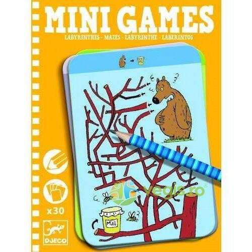 Labirintul lui Thesee - Mini games -  Djeco