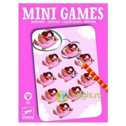 Imagini identice Alice - Mini games - Djeco