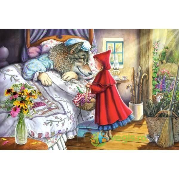 Puzzle 40 Maxi - Red Riding Hood CASTORLAND